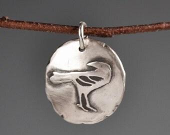 Raven totem-talisman-charm-amulet-spirit animal-power animal