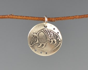 Armadillo totem-charm-talisman-spirit animal-power animal-amulet