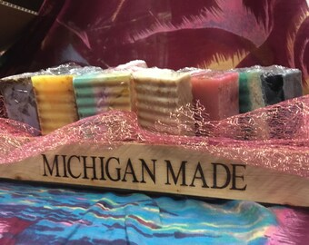 Handmade scented soap!! :)