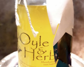 Oyle and Herbs Bath Oil