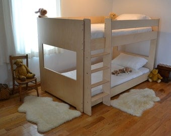 """Small bunk bed 48"""" high"""