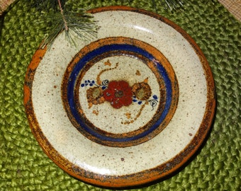Pottery Bowl / Decorative Pottery Bowl / Souvenir Pottery Bowl