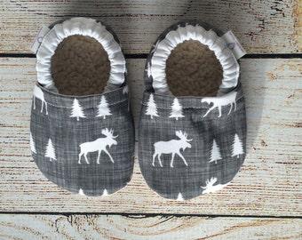 Moose Trot Booties