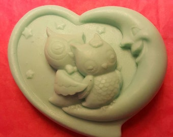 Sweet Owls with Moon Soap