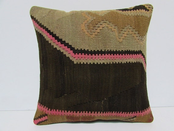Xl Decorative Pillows : decorative pillow 18x18 extra large cushion by DECOLICKILIMPILLOWS