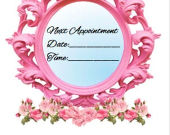 Appointment cards | Etsy