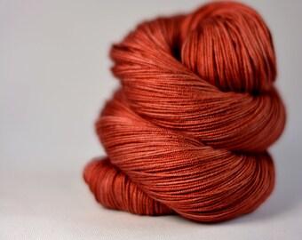 Silk Sport - Light Copper - Sportweight 330 yds / 100 g - 100% Silk
