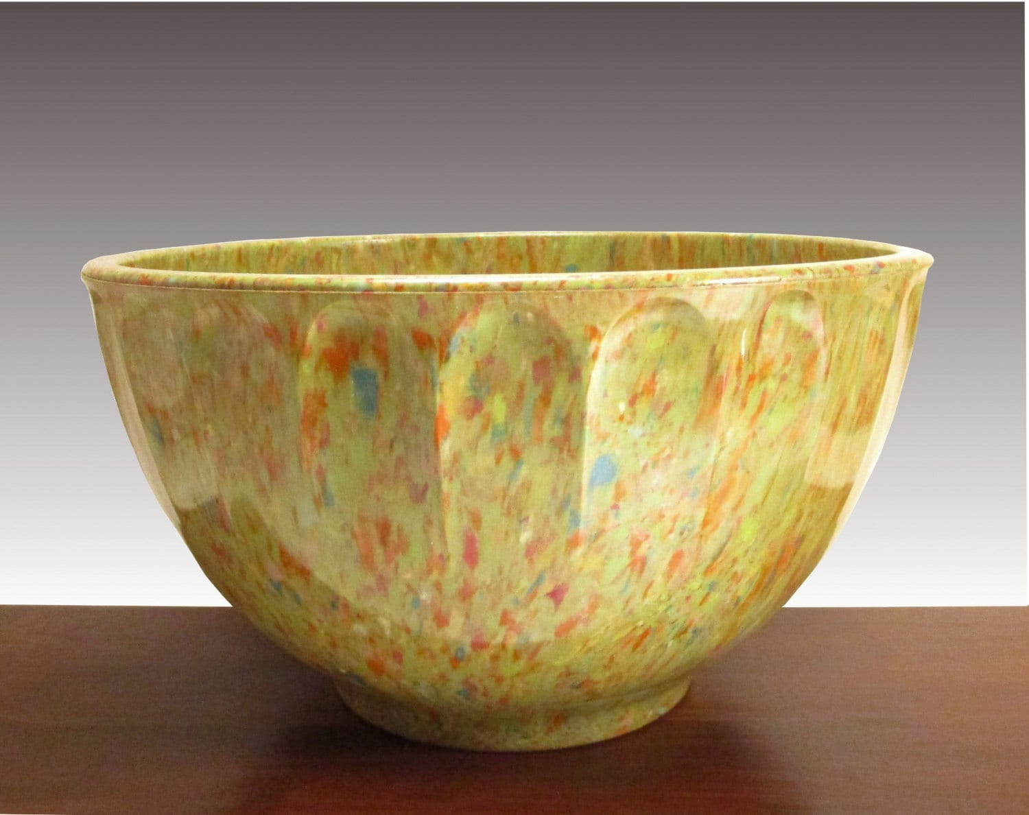 Boontonware Mottled Bowl on Etsy