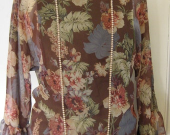 1920's Reproduction Blouse