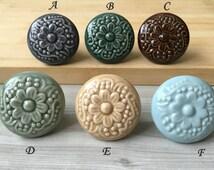 beliebte artikel f r braun keramik knauf auf etsy. Black Bedroom Furniture Sets. Home Design Ideas