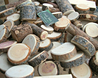 Wood Blocks, Tree Branch Blocks, Branch Blocks, Rustic Blocks, Waldorf Wood Blocks, Montessori Blocks, Tree Blocks!