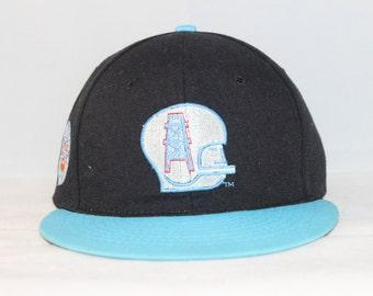 Vintage Houston Oilers NFL Snapback Hat