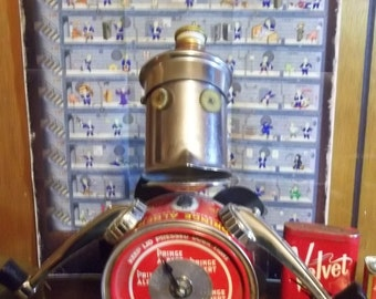 "Found object  robot ""Prince Albert"""