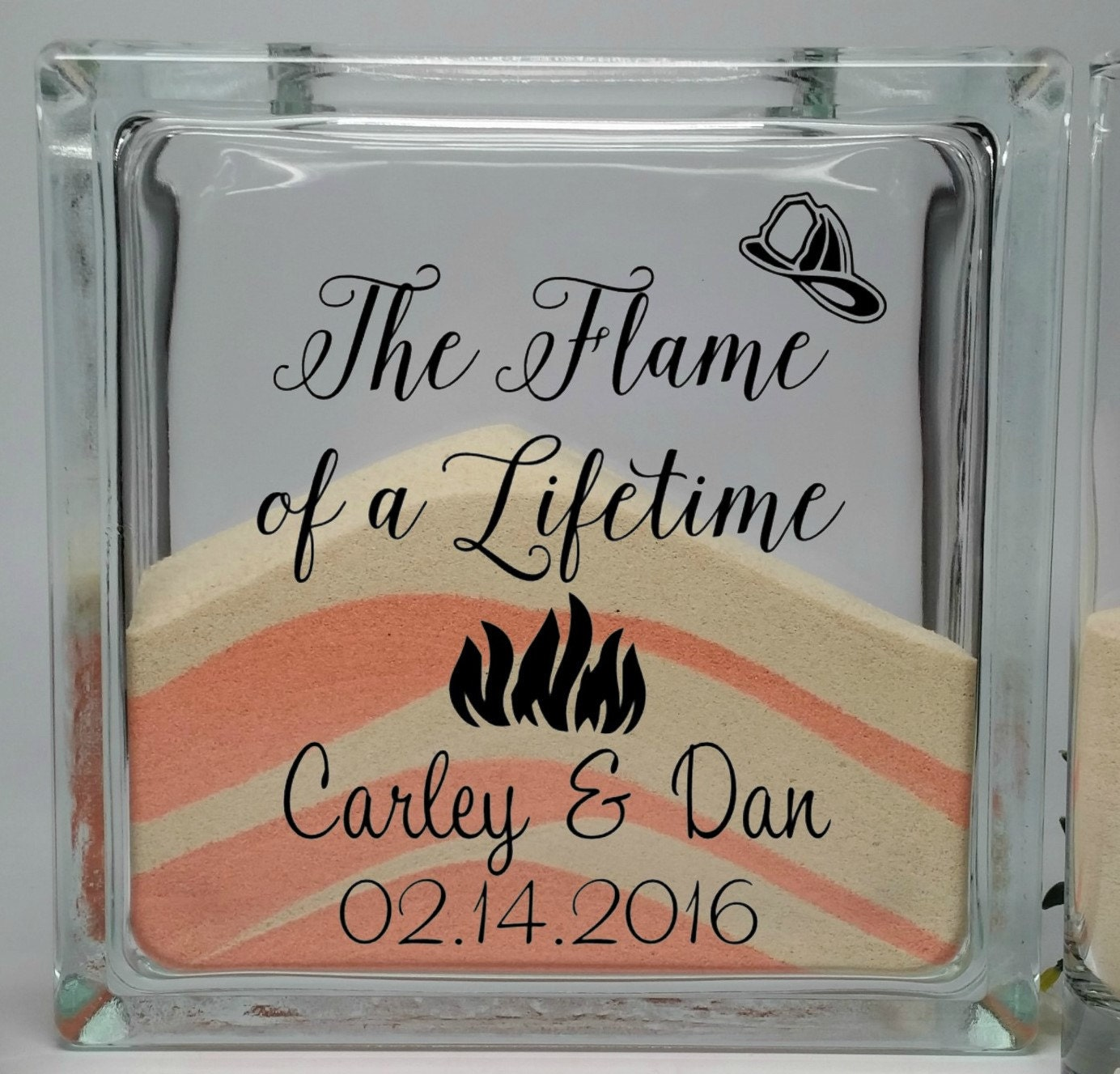 Firefighter wedding Etsy