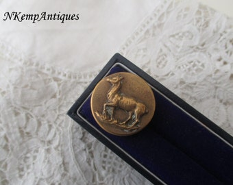 Antique french button 1890 for the collector