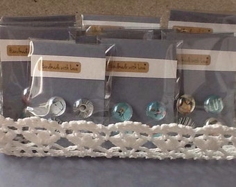 Glass Refrigerator Magnets Handmade Fridge Magnets- Kawaii