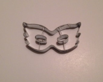 "4"" Mardi Gras Mask Cookie Cutter"