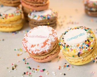 Congratulations French Macarons