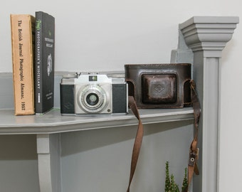 Agfa Silette 35mm Classic Film  Camera from 1950s