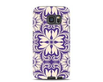 For Samsung Galaxy Cases, for s7 phone case, for tough galaxy s7 case, for tough galaxy s6 case, for tough galaxy s5 case - Moroccan