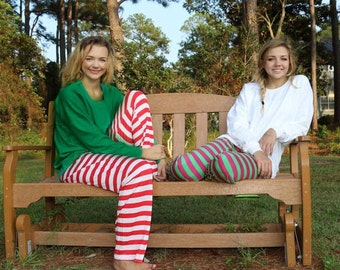 Jerzey Knit Christmas PJ Pants