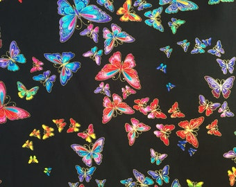 Butterfly - Cotton Fabric