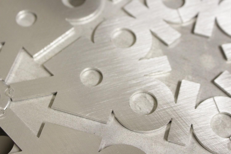 laser cut stainless steel metal wall art star snow flake. Black Bedroom Furniture Sets. Home Design Ideas