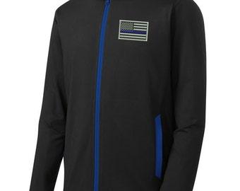 Police jacket | Etsy