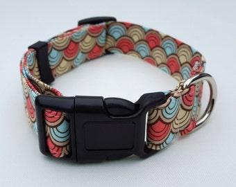 Dog Collar - Art Deco