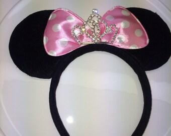 Minnie Mouse Tiara