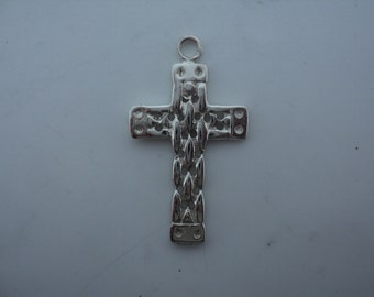 Rope Cross Charm (JC-760)