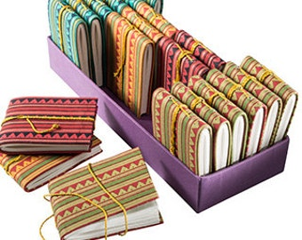 Hand made small note books