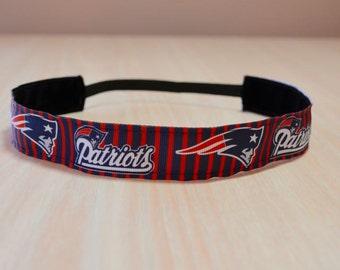 Non-Slip Headband - Patriots 1