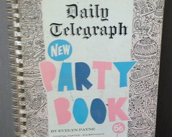 Daily Telegraph Party Book by Evelyn Payne
