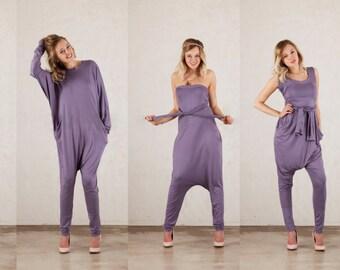 Convertible Flysuit - Organic - fair trade - colour choice - request size