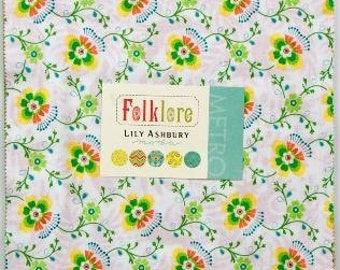 Folklore Layer Cake by Lily Ashbury