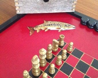 Checker/Chess Board