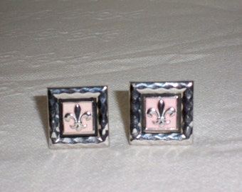 1950s Vintage Cuff Links made by Hickok in USA