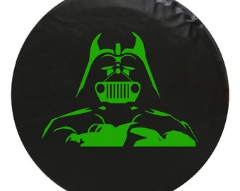 Breaking Bad Themed Jeep Tire Cover