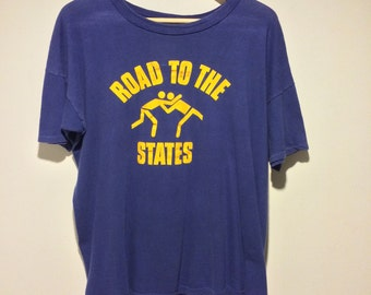 Vintage Road to the States T-Shirt
