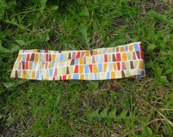 Multi coloured child's hairband