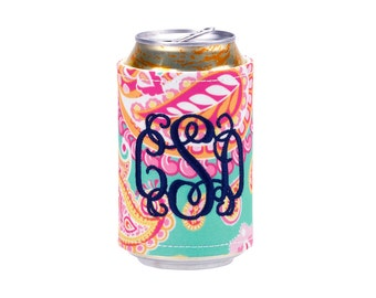 Monogrammed Coozie
