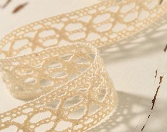 "0.98""Crochet Lace Ribbon Lace Trim Crochet Ribbon Crochet Trim White Lace Ribbon Crochet Lace Trim Embellishment Wedding Lace Crocheted Lace"