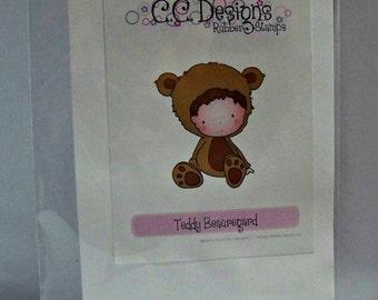 Teddy Beauregard by CC Designs...
