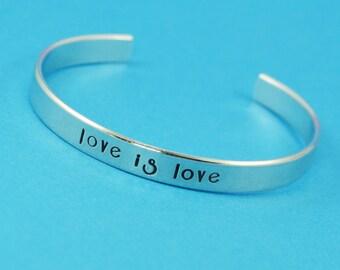Love is Love Bracelet