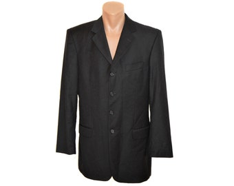 Dolzer ® Masskonfektionare Seit 1963 men blazer pure wool Super 120s Woolmark ® Four Button