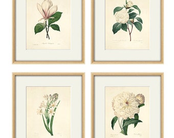 Victorian Wall Art lilac vintage flower art print antique wall art flower wall