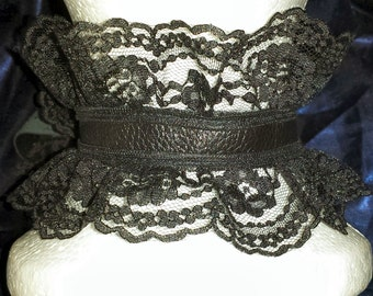 Lace choker - Several Colours Available