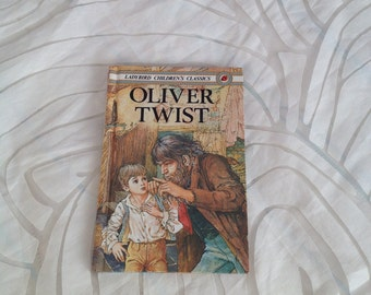 Oliver Twist Ladybird Children's Classics, 1984 Hardback First Edition