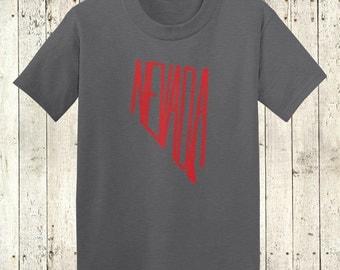 Nevada Stately Kids Shirt